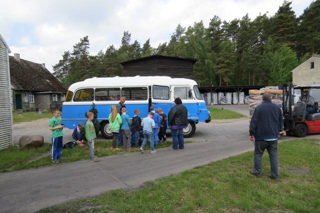 01 Umweltwoche Naturpark Tour Umweltwoche im Naturpark begangen