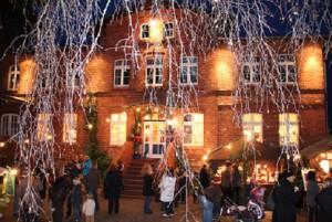 Adventsdorf Rieth - Alte Molkerei (Foto: Kulturscheune Rieth)