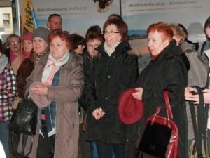 Polnische Gäste im BIZ (Foto: M. Barth)