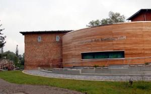 Besucherinformationszentrum des Naturparks in Eggesin (Foto: Naturparkarchiv)
