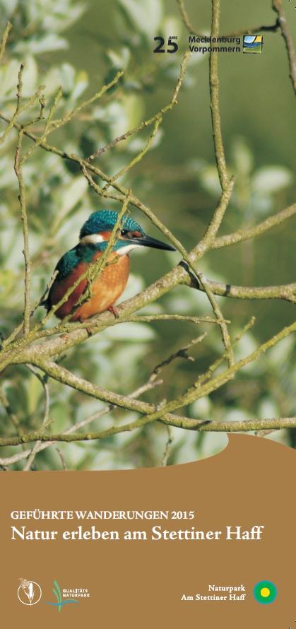 Natur erleben 2015 Saisonstart 2015