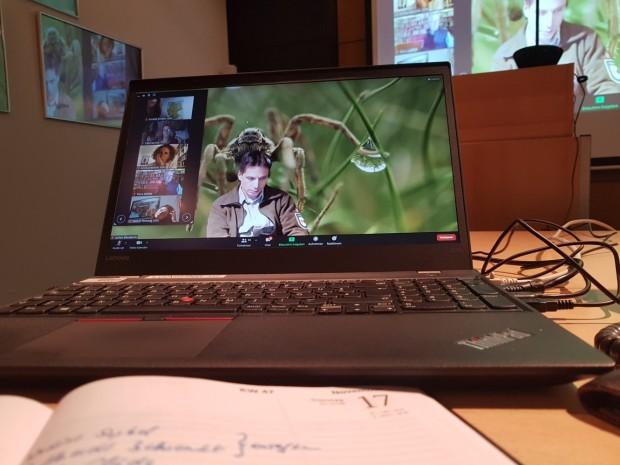 Videokonferenz 620x465 Naturpark Stammtisch 2.0 am 3. Februar 2021  18:30 Uhr