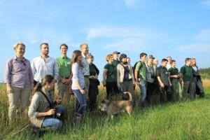 Teilnehmer polnisch-deutscher Workshop (Foto: Kai Paulig)
