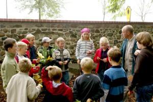 "Umweltbildungsangebot ""Abenteuer Naturpark - Kinder entdecken den Barnim"""