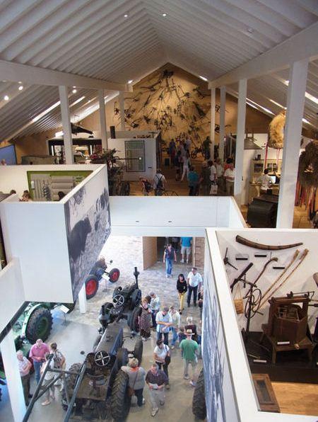 BAPAN Innen KatjaHauptlorenz ALTES neu ENTDECKEN   Führungen durch das BARNIM PANORAMA Naturparkzentrum · Agrarmuseum Wandlitz
