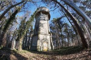 Biesenthaler Wasserturm wird von Wismarer Studenten*innen umgestaltet (Foto: MOZ v. 22.01.2020 Sergej Scheibe)