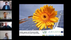 Online-Seminar am 17.11. - Ein virtueller Austausch mit kommunalen PV-Experten (©Simon Hoffmann)