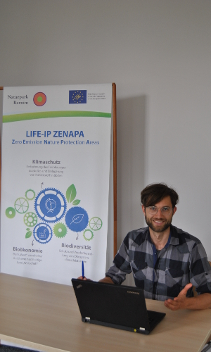 """Bild1b Webinar am 17. Juni 2020 """"Klimaschutz und regionale Wertschöpfung – Erfahrungen aus einem Bioenergiedorf"""""""