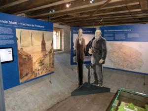 James Hobrecht und Rudolf Virchow