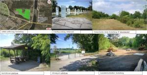 Ansichten der Bewerbungsschwerpunkte der Stadt Oranienburg (Fotos: Stadt Oranienburg)