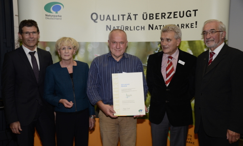DSC8402 Ausgezeichnete Qualität! Der Naturpark Barnim wird zum zweiten Mal Qualitäts Naturpark
