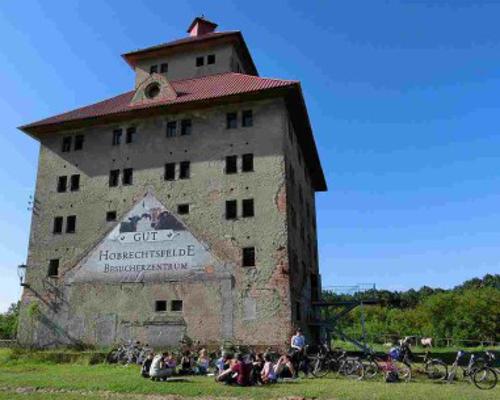 Hobrechtsfelde beitrag Naturpark und Bürger gehen aufeinander zu   Gemeinsames Interesse an einem Gut