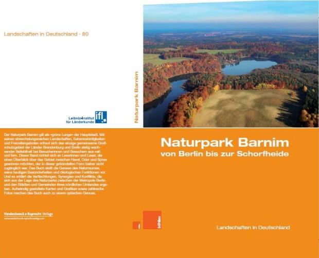 """LID Buchumschlag 620x501 Neuerscheinung   Landschaften in Deutschland (LiD) """"Der Naturpark Barnim – von Berlin bis zur Schorfheide"""""""