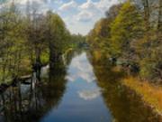 Langer Troedel Finowkanal, Copyright Naturpark Barnim