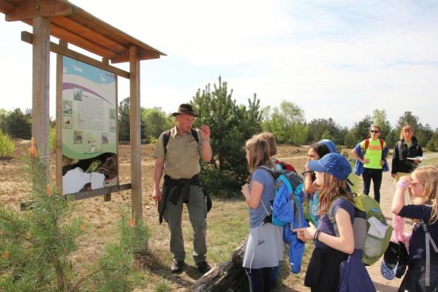 SchönowerHeide Klassenfahrt 620x414 Klassenfahrt einmal anders: Im Naturpark Barnim auf Naturentdecker Tour