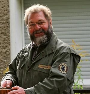 Uwe Lecoutré (Foto: Naturwacht Brandenburg)