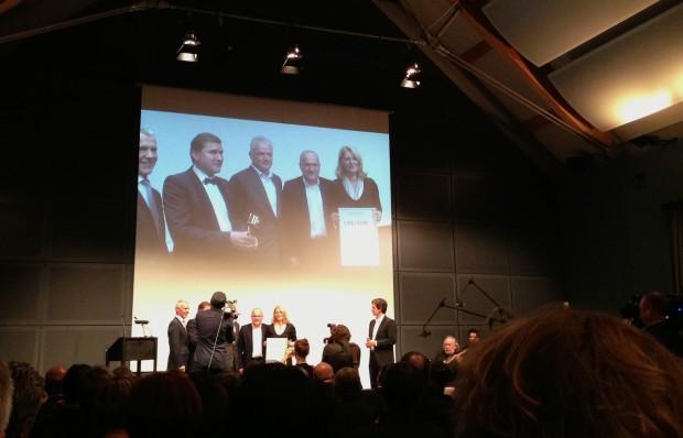 Zukunftspreis1 620x398 Brandenburger Zukunftspreis 2014