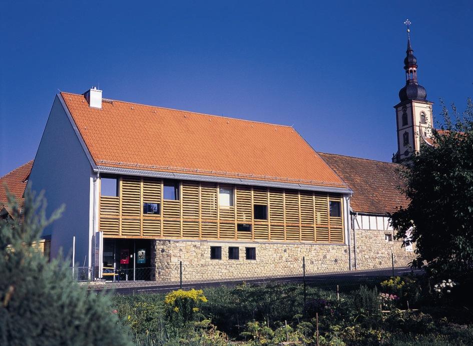 HausDerLangenRhoen Ausstellungseröffnung im Biosphärenzentrum Haus der Langen Rhön