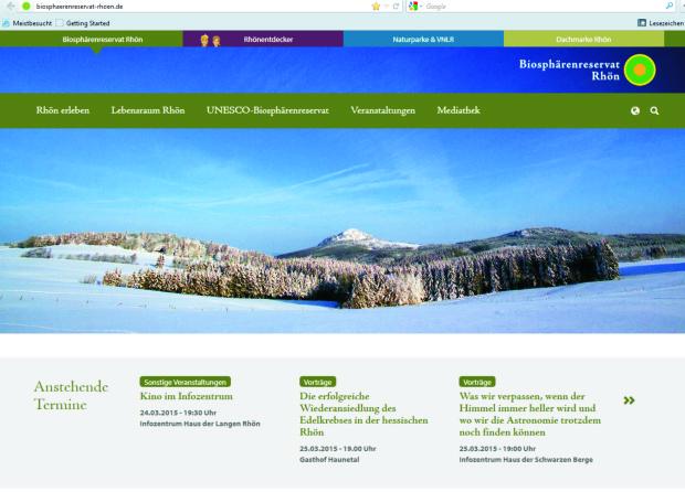 Homepage1 620x446 Homepage in frischem Gewand
