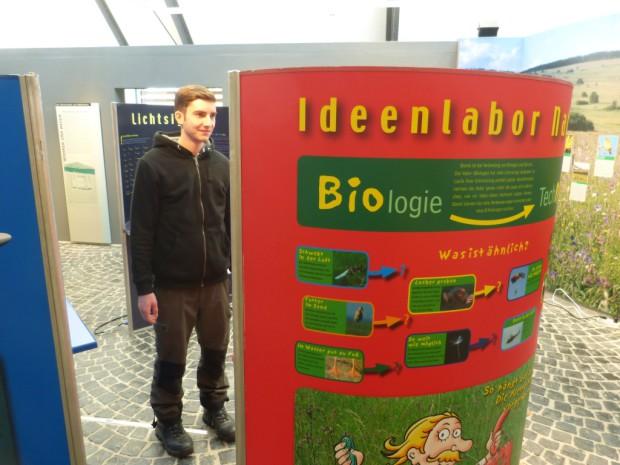 Ideenlabor Natur k 620x465 Ideenlabor Natur   Bionikausstellung im Haus der Langen Rhön