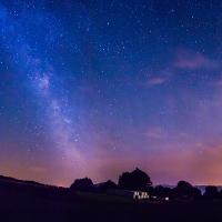Sternenpanorama©VDN/Wega