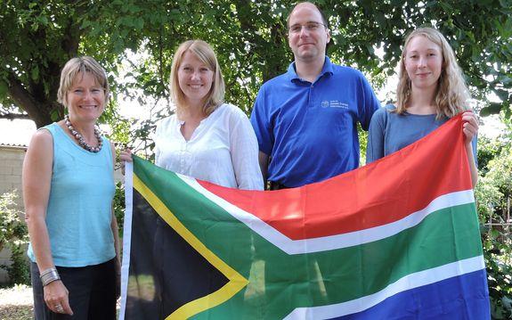 """suedafrika austausch 1 gruppe 1 Ein Jahr im UNESCO Biosphärenreservat """"Kruger to Canyons"""