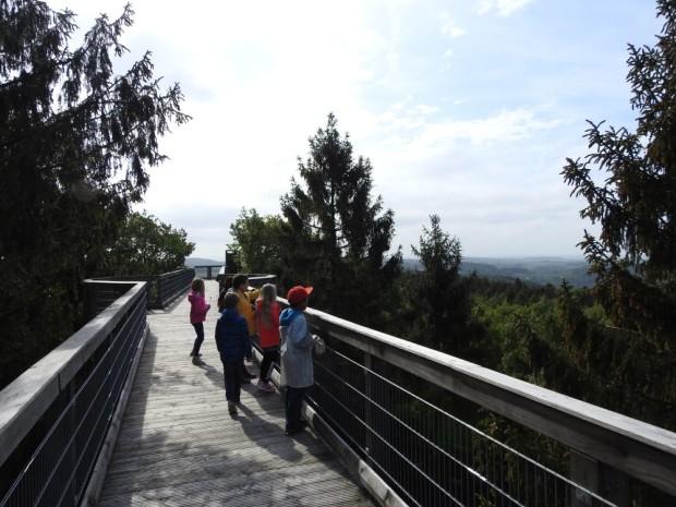 Ausblick in den Naturpark Foto Naturpark Bergisches Land 620x465 Klassenfahrt der Naturpark Schule Hülsenbusch