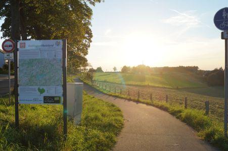 Knotenpunkt 1 neu1 Das Knotenpunktsystem im Naturpark Bergisches Land