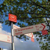 Das Knotenpunktsystem im Naturpark Bergisches Land (Bild: Maren Pussak / Das Bergische)