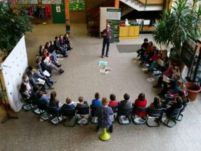 NP Schule 1 neu1 Naturpark Schule gewinnt beim bundesweiten Wettbewerb ECHT KUH L!