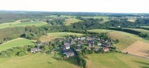 Panoramablick über das Bergische (Bild: Naturpark Bergisches Land)