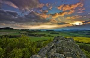Aussicht – © VDNBernd Tanneberger - Zittauer Gebirge