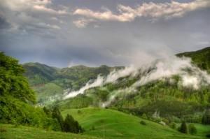 Der kleine Regenbogen – © VDN-Wasmer - Südschwarzwald
