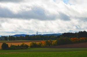 Feldraine im Herbst – © VDNHans-Jürgen Schmidt - Steinwald
