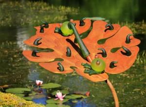 Froschblatt am Poppelsdorfer Weiher – © VDNUlrike Sobick - Rheinland