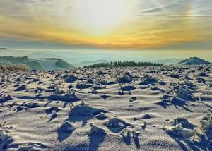 Klicken Sie auf das Bild des Tages im Fotoportal: Im Land der offenen Fernen – © VDNFUHO - Hessische Rhön