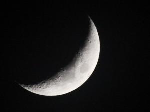Mond – © VDNBrezina Peter - Fichtelgebirge
