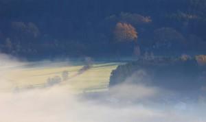 Natürliche Grenzen – © VDNFritz Eichmann - Bayerischer Wald