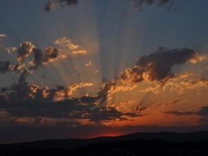 Sundown – © VDNNorbert Schreiber - Steinwald