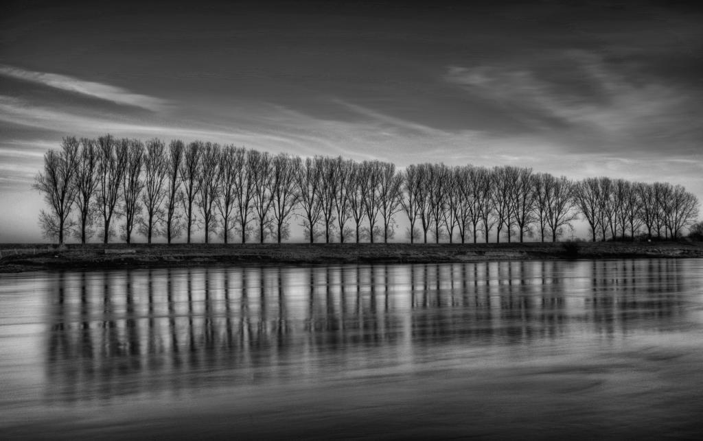 Klicken Sie auf das Bild des Tages im Fotoportal: Weserufer – © VDNOpa - Weserbergland