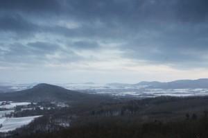 Winter im Habichtswald – © VDNBirgit Lang - Habichtswald