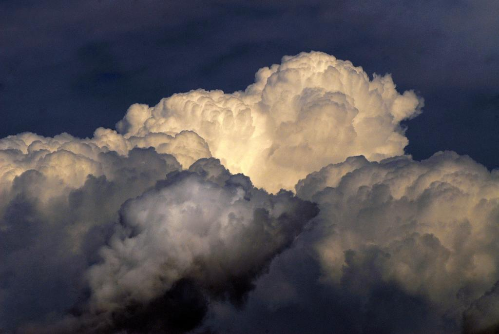 Wolkenlandschaft – © VDNSiegfried A. Walter - Unteres Saaletal