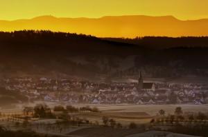 morgenstimmung-am-rand-des-naturparks - (c) VDN-Hubert Gerweck / Schönbuch