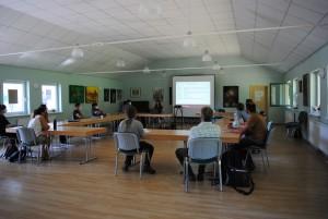 Abschlussveranstaltung FFH-Management Planung (© Naturpark-Verwaltung Dahme Heideseen)