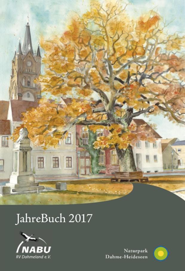 Cover jahrebuch 2017 620x908 Binnendüne, Burg und Malerkiefer   Naturnachmittag in Storkow am 24. November