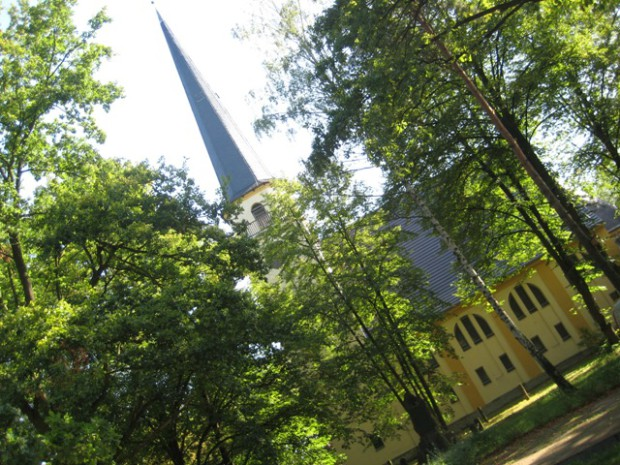Cristuskirche2009 klein 620x465 Farbiger Denkmaltag in Groß Köris