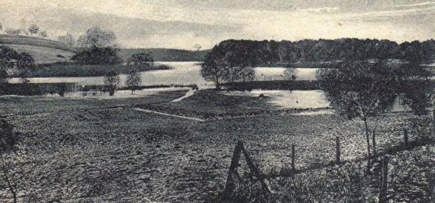 """NPDH Blick Tornow 1920 Archiv Sommerfeld 620x289 Aufruf zum Wettbewerb """"Heimat im Wandel"""""""