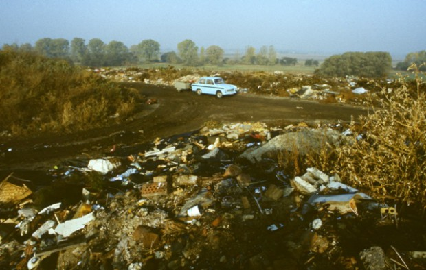 NPDH Kippe Schulzendorf 1987 K Sonnenberg 620x394 Eröffnung der Ausstellung Heimat im Wandel