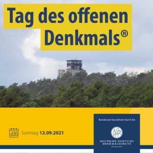 Blick von Görsdorf auf den Kolberger Turm (Foto © Susanne Grunzig)
