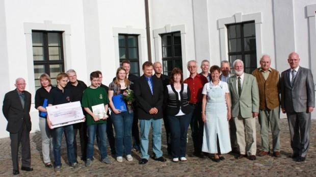 Teilnehmer web 620x347 Engagiert für die Umwelt    Umweltpreisverleihung des Landkreises Dahme Spreewald